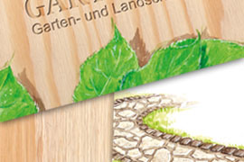design & druck - kiwiform illustration & design., Gartenarbeit ideen